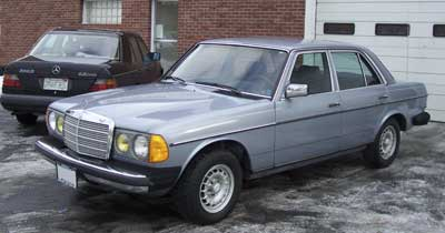 This recently purchased 1983 Mercedes-Benz 300D underwent the full list of E.A.S. recommendations and is ready for many miles of dependable use and enjoyment.