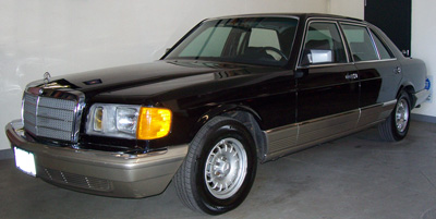 "This 1985 Mercedes-Benz 500SEL with 103k recently underwent a ""Driver Type"" restoration with the full list of E.A.S. recommendations before taking the drive from Boston to Miami."